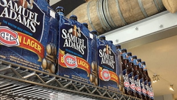 "The Fines and Futés beer store in Buckingham, Que., raised some ire after it stuck Montreal Canadiens stickers over the word ""Boston"" on cases of beer."