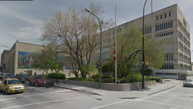 The city is considering what to do with the soon to be vacated Public Safety Building and adjoining parkade on 151 Princess Street.