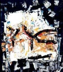 Jean-Paul Riopelle stolen painting