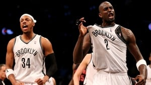 toronto raptors brooklyn nets paul pierce Kevin garnett