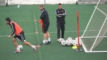 Ottawa Fury FC practice