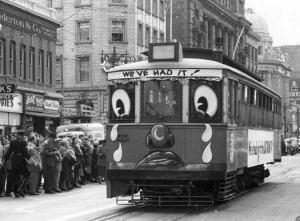 Last Winnipeg streetcar