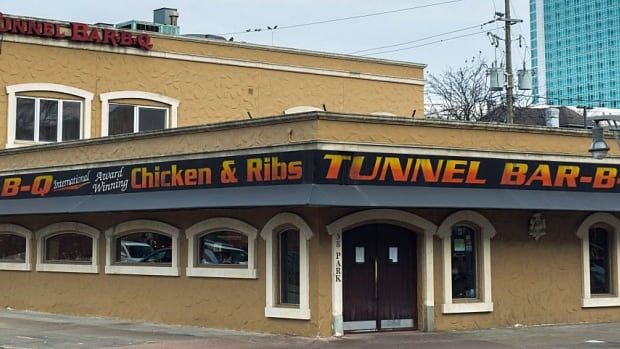 Tunnel Bar-B-Q's owner Thom Racovitis said he hasn't ruled out staying in the restaurant business at a different location.