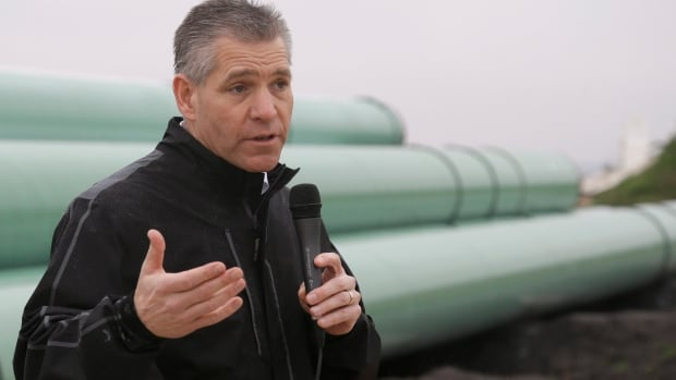 TransCanada's president and CEO Russ Girling says he's frustrated by delays in approval of Keystone XL.