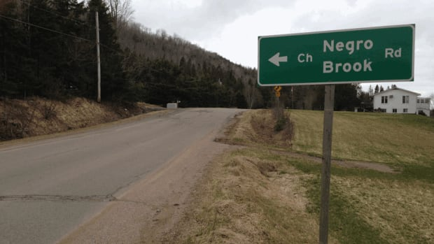 Area residents say it's time to change the name of Negro Brook Road.