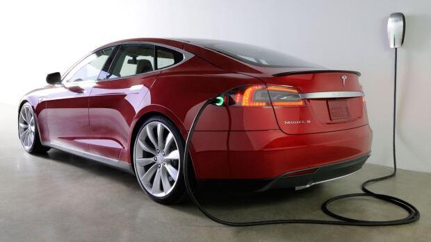 Tesla's new Model S
