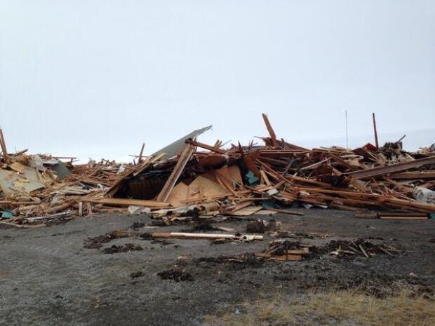 Sir Alexander Mackenzie school demolished