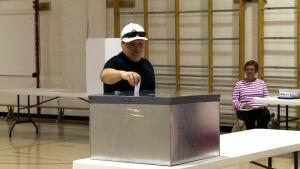 Kanesatake voting
