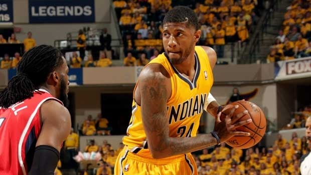 The Indiana Pacers are preparing for life without Paul George, but if the star has his way, he'll return before the 2014-15 season is finished.