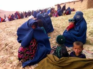 APTOPIX Mideast Afghanistan Landslide