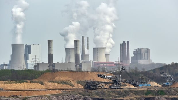 In March, the global monthly average for carbon dioxide hit 400.83 parts per million, according to the National Oceanic and Atmospheric Administration.