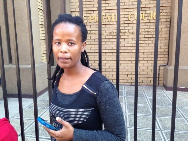 Outside Pistorius trial