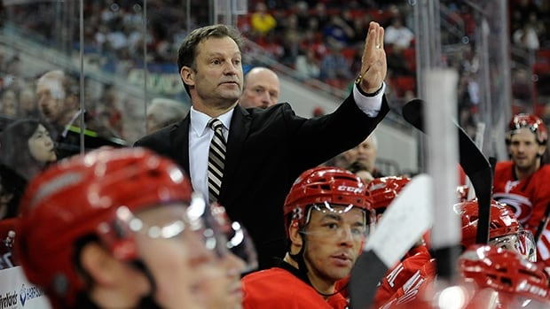 The Carolina Hurricanes parted ways with head coach Kirk Muller on Monday.