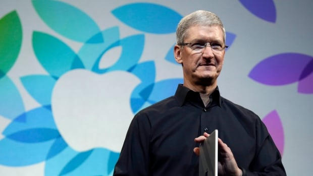 Apple CEO Tim Cook is under pressure to introduce new product categories at the tech giant.