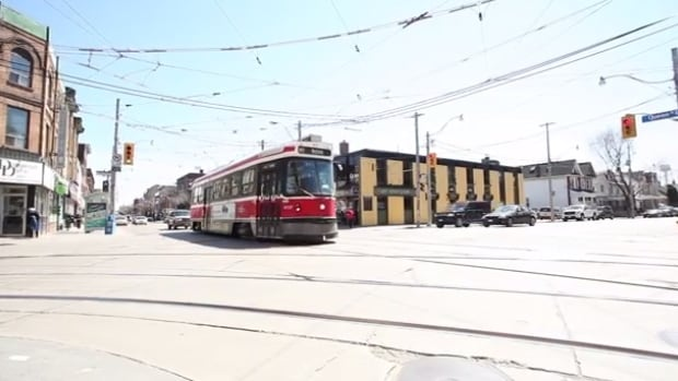 Queen Street East will have several diversions beginning on May 11.
