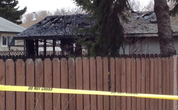 Fatal fire Saskatoon