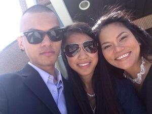 Rustom Paclipan (family photo)