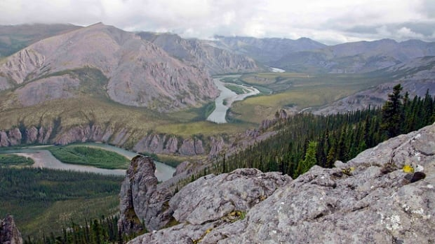 The Hart River Canyons in the Peel Watershed. Final written arguments in the fight over the Peel Watershed Land Use Plan have been filed in Yukon Supreme Court.