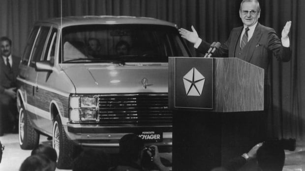 The Dodge Caravan was the original minivan, launched 30 years ago by Lee Iacocca in Windsor, Ont.