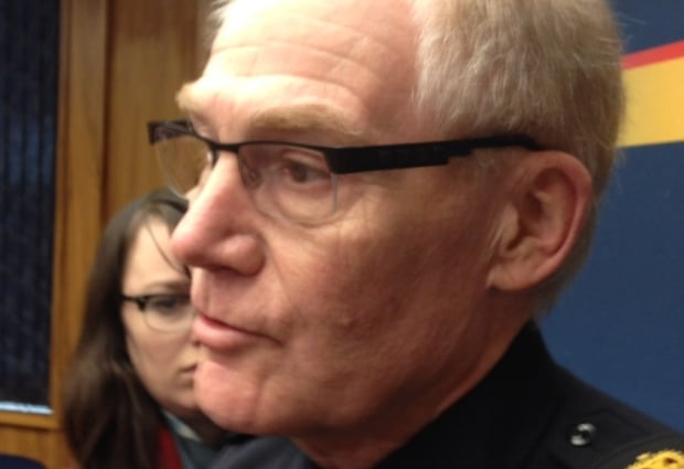 Saskatoon police chief Clive Weighill