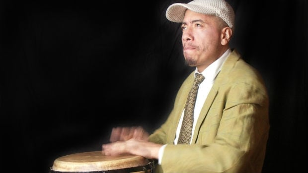 Rodrigo Muñoz has been leading Papa Mambo for 25 years.
