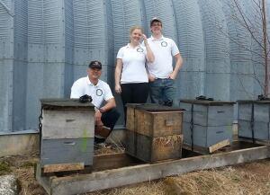 Scotian Bee Honey
