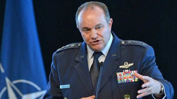 General Philip Breedlove, Commander of U.S. European Command and NATO Supreme Allied Commander Europe, says the mission against ISIS in Iraq is a long-term fight.
