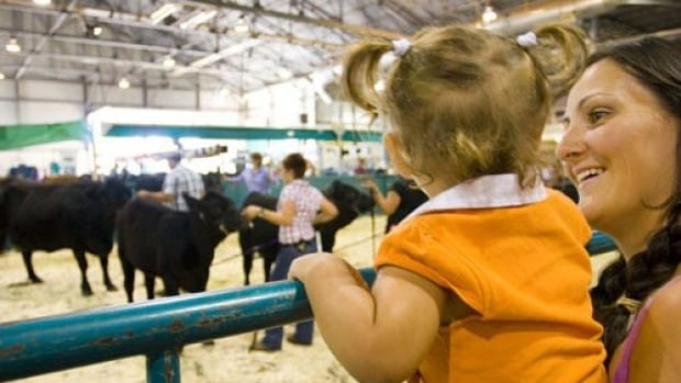 The provincial exhibition at the Charlottetown Civic Centre takes place mid-August.