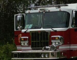 Miramichi fire truck