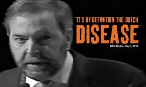 Tom Mulcair attack ad