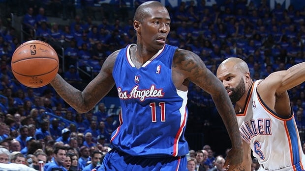 Jamal Crawford set the Clippers' single-season franchise record for 3-pointers made with 161.