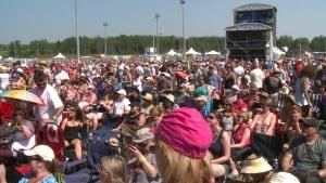 2013 Salmon Festival concert