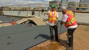 iHuman roofers