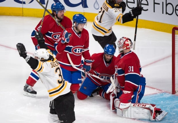 HKN Bruins Canadiens