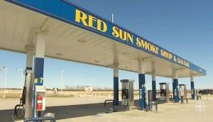Red Sun gas bar