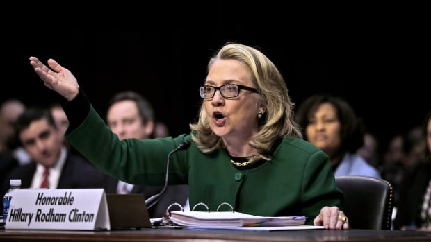 Former Secretary of State Hillary Clinton testified on Capitol Hill in January 2013 about the Benghazi attack and will likely be called again as a witness for a new special committee that was approved by the House of Representatives on Thursday.