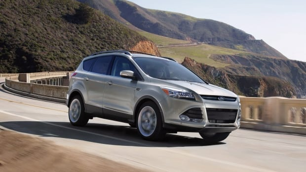 The Ford Escape may be affected by both side airbag and door latch safety problems.