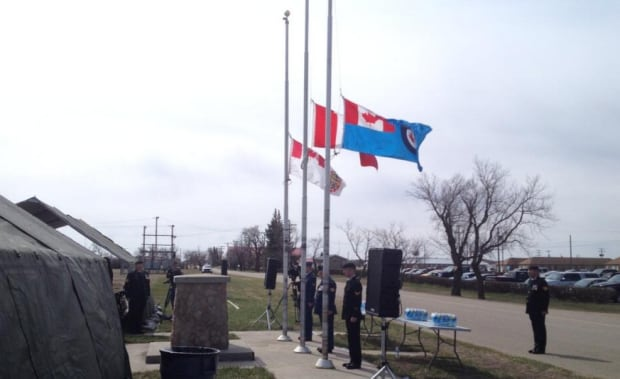 National Day of Honour Dundurn