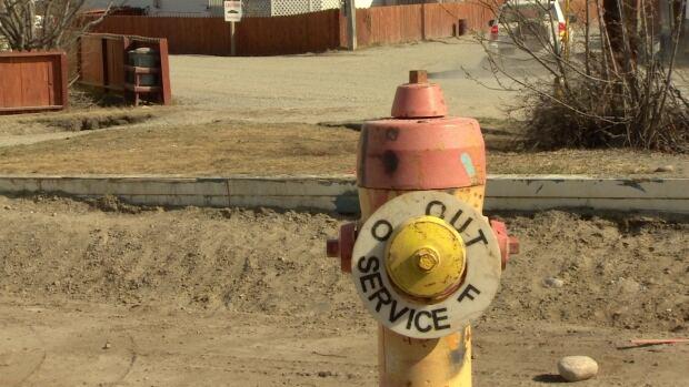 Takhini fire hydrant