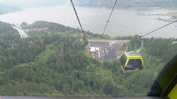 The Sea to Sky gondola launched in Squamish, B.C. last year. Hamilton officials want to know what people think of a gondola on the escarpment.