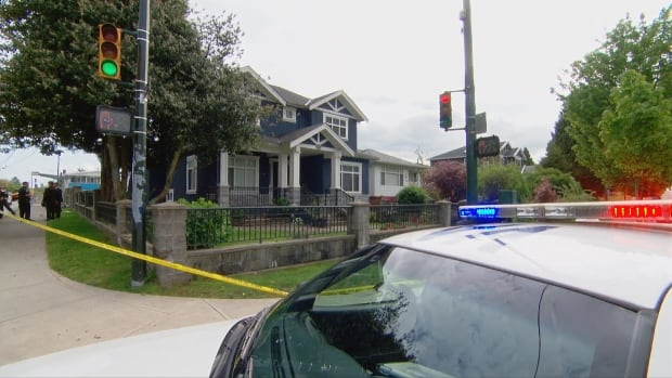 The body of a 27-year-old mother was discovered in a basement suite in East Vancouver Saturday.