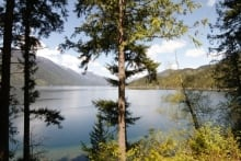 Slocan Lake - May 11, 2014