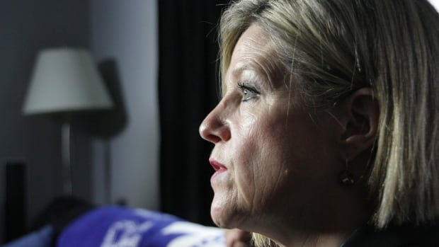 Ontario NDP Leader Andrea Horwath has promised to remove the HST from hydro bills if elected on June 12.