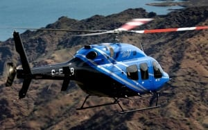 Bell Helicopter 429 awarded contract