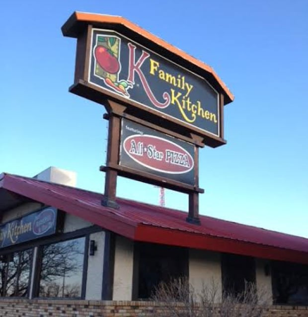 Fire at K Family Restaurant