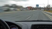 sudbury traffic