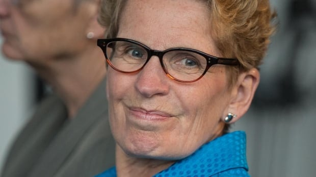 Liberal Leader Kathleen Wynne is scheduled to meet with Teresa Piruzza and other Liberals at Piruzza's headquarters on Howard Avenue at 6:15 p.m.