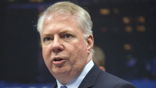 Seattle Mayor Ed Murray, pictured here, met with NHL commissioner Gary Bettman on Tuesday to get an update on the status of a new arena being proposed by investor Chris Hansen. Seattle has been a rumoured landing spot for an NHL expansion franchise.