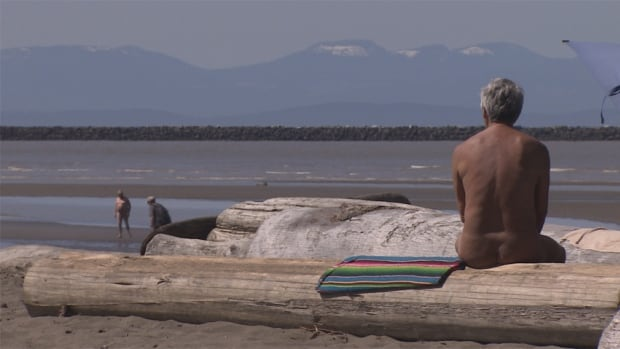 Vancouver's Wreck Beach is almost a tourist hotspot it's so well known.