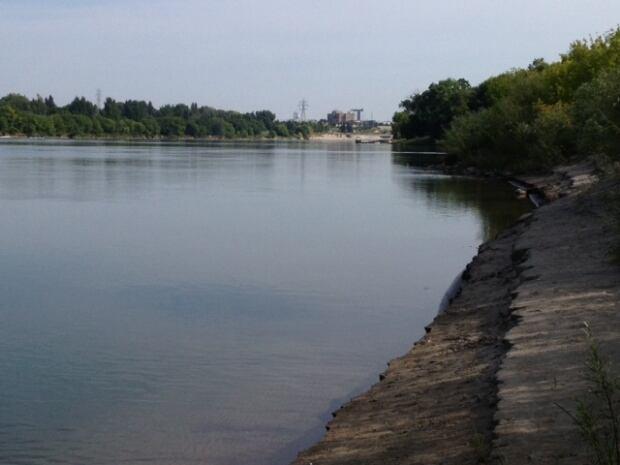 Saskatoon river